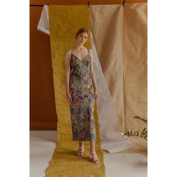 Nephritis slip dress
