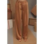 Golden beige pants
